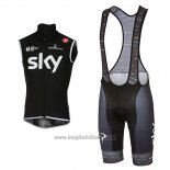 2017 Gilet Antivento Sky Nero