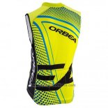 2016 Gilet Antivento Orbea Giallo