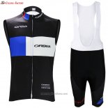 2017 Gilet Antivento Orbea Nero