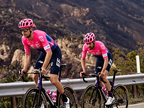 Maglie EF Education First Drapac Ciclismo