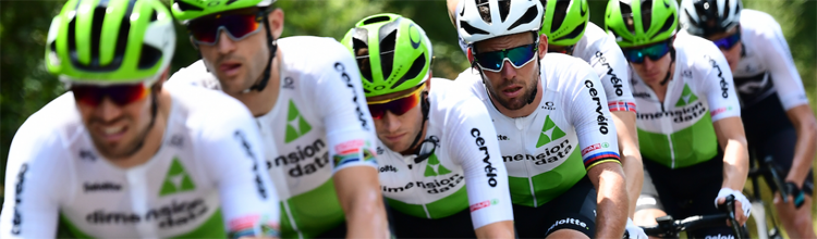 maglie ciclismo Dimension Data